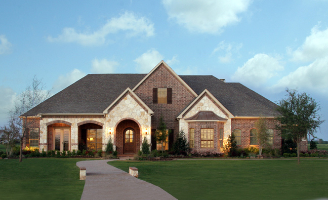 Let Us Build On Your Lot Paul Taylor Homes Dallas Fort